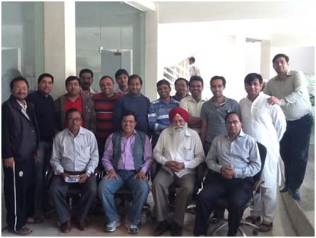 Newly elected Team CROMA